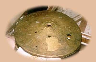 Chattar presented by akbar