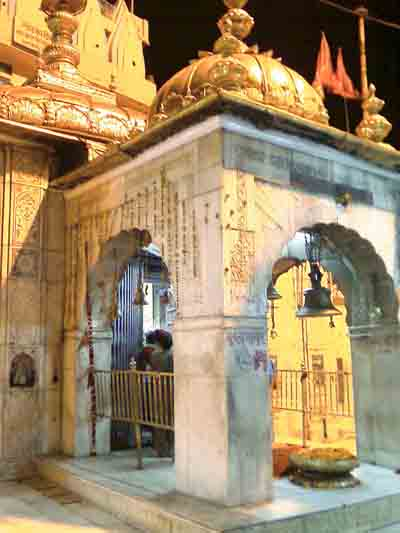 Main Mandir Enterance