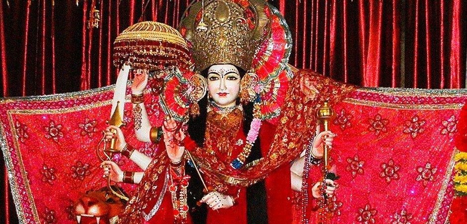 jwala devi temple maa ashtabhuja picture